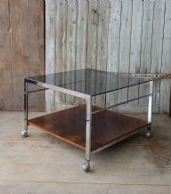 Mid century coffee table - SOLD